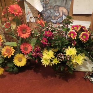 Harvest Festival at Birr Methodist Church (Autumn 2018)
