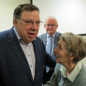 Birr Historical Society – Lecture with Brian Cowen marking 21 years of Good Friday Agreement