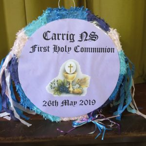 First Holy Communion – Carrig N.S., Sunday May 26th