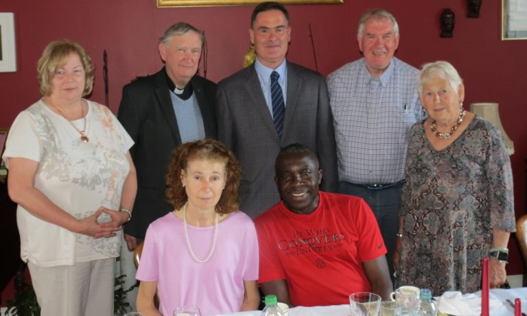 Farewell to Rev. Clodagh Yambasu