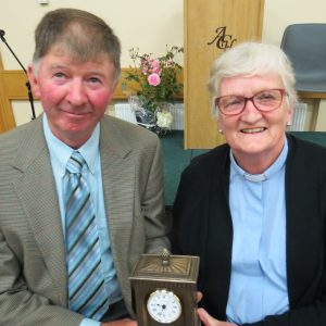 Retirement of Rev. Ruth Gill