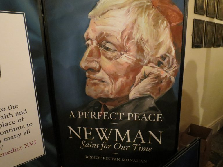 Launch of Bishop Fintan Monahan's book.
