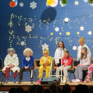 Christmas School Concert – Shinrone N.S. December 18th
