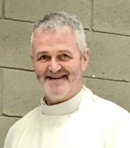 Fr. Pat Gilbert, School Chaplain & Brendan Cluster