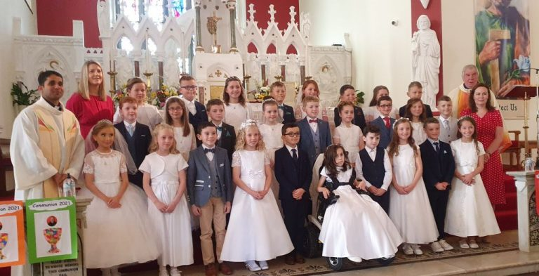 Communion and Confirmation Day 2021